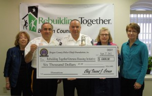 Foundation Donation RBT