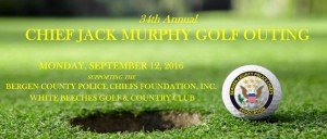 35th Annual Chief Jack Murphy Golf Outing @ White Beeches Golf & Country Club | Haworth | New Jersey | United States