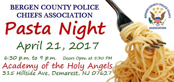 Pasta Night 2017